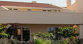 Luxury villa holiday accommodation in Cape Verde